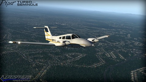 PA44-180T Turbocharged Seminole