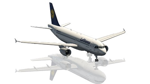 Europe 3 Pack  for FF A320