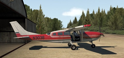 C207 Skywagon XP11