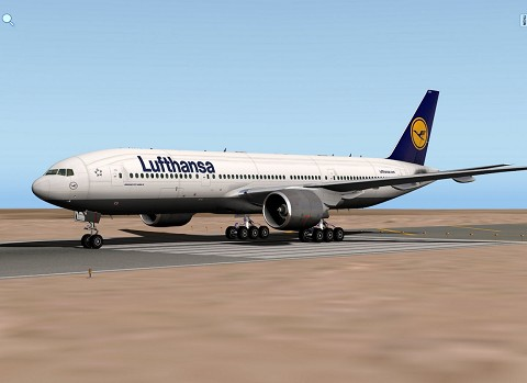 European Pack #1  for Boeing 777
