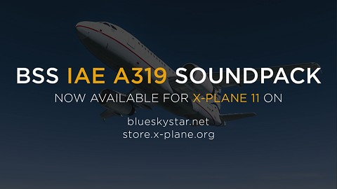 Baby Bus Symphony A319 BSS IAE soundpack