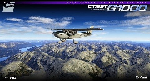 CT182T SKYLANE G1000 HD SERIES