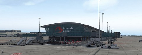 EBBR- Brussels Airport