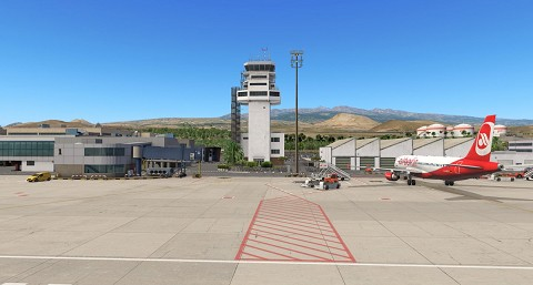Tenerife Airport - GCTS