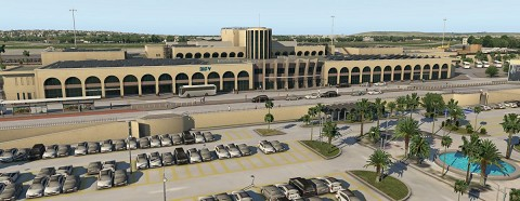 LMML- Malta International Airport