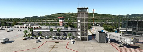 LTBS - Dalaman Airport Turkey