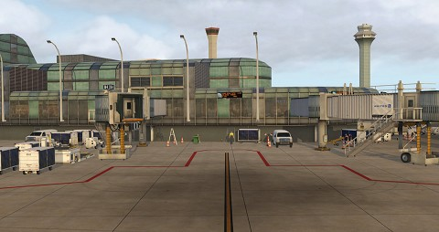 KORD - Chicago O'Hare International Airport v3