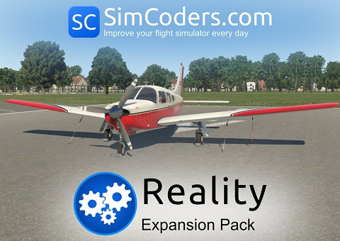 Reality Expansion Pack for JustFlight Piper Arrow III