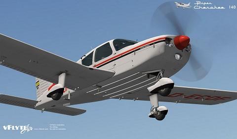 Piper Cherokee PA140 Classic