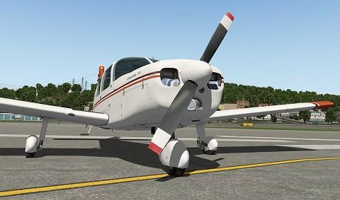Piper Cherokee PA140 Original