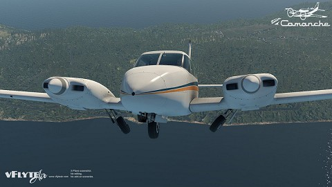 Piper Twin Comanche  PA30