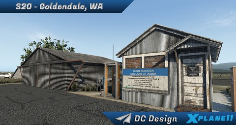 S20 - Goldendale Municipal Airport, WA