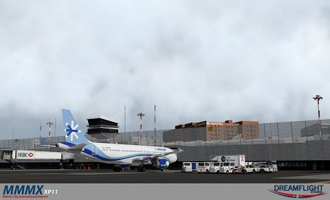 MEXICO CITY AIRPORT XP11