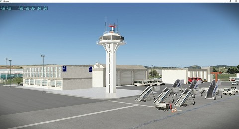 LGAL - Alexandroupolis International Airport - Greece